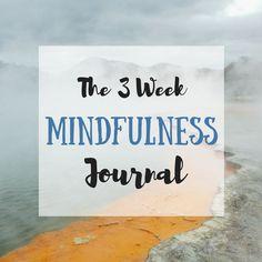 The 3 Week Mindfulness Journal