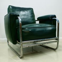 Art Deco Club Chair now featured on Fab.  this looks so comfy!!