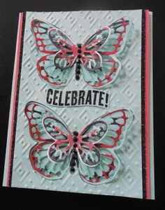 PENNY TOKENS STAMPIN SPOT: Connie & Mary Colour Challenge - CCM370 Too Late!