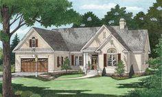 The Foxcroft House Plan