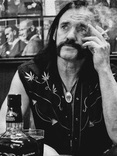 Motörhead's leader holds forth on the joys of the powder, the dangers of heroin, the need for a code of honor and the saving grace of rock & roll Hard Rock, Nikki Sixx, Pop Rock, Rock N Roll, Rock And Roll Bands, I Love Music, Music Is Life, Heavy Metal Music, Music Guitar