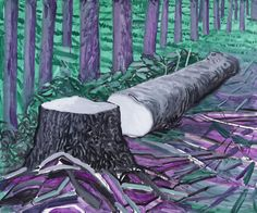 Untitled by David Hockney on Curiator, the world's biggest collaborative art collection. David Hockney Landscapes, David Hockney Artist, David Hockney Paintings, Edward Hopper, Landscape Art, Landscape Paintings, Pop Art Movement, Art Plastique, Dibujo