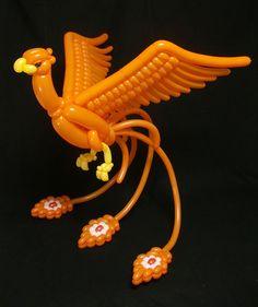 #escultura #balão #esculturacombalões #festainfantil #artecombalões #japão