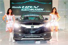 odel yang hadiri pertama kalinya di Sulawesi ini adalah varian terbaru dari Honda HR-V yang dilengkapi berbagai aksesoris asli Mugen.