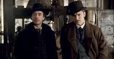 Robert Downey Jr. setting up a writers' room for Sherlock Holmes 3