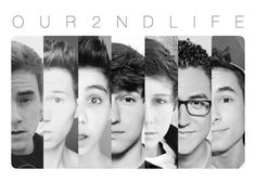 Want to meet them!!!! Mostly Jc Caylen and Connor Franta!