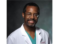Dr Ben Carson - saw a moive called Gifted Hands the other day on him~ i think id like to read more on him! Ben Carson, We Are The World, In This World, Dr Ben, Foto Fun, Way Of Life, Our Lady, Good People, Special People