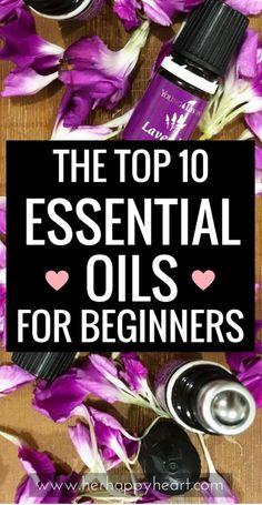How to start using essential oils #essentialoils #holistichealth #youngliving   beginner essential oils   essential oil blends   essential oils for beginners