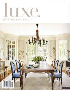 Luxe Magazine January 2014