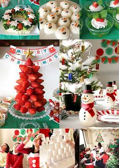クリスマスパーティー演出&アクティビティ|Xmas Party
