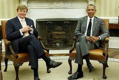 Obama ontvangt koning en koningin (fotoserie) - Koninklijk huis - Reformatorisch Dagblad