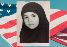 "In 1986, I was a 9-year-old Muslim immigrant from the ""terrorist country"" of Iran trying to escape war and a revolution gone wrong. My mom (in hijab),  ..."