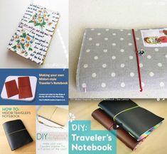 Einfache Leder Druckknopf Notebook Kleine Zeitplan Notebook Plannner Techo Notebooks