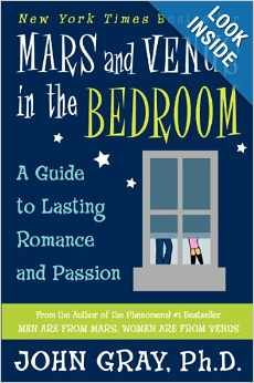 mars and venus in the bedroom a guide to lasting romance and passon