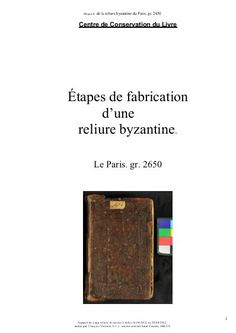 Étapes de fabrication d'une reliure byzantine. - E-Corpus https://www.yumpu.com/fr/document/view/33536681/atapes-de-fabrication-dune-reliure-byzantine-e-corpus