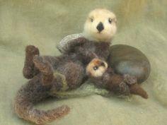 Felt Projects on Pinterest | Needle Felted Animals, Felted Wool ...