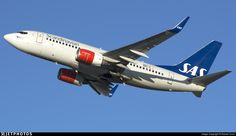 Photo of SE-RJS - Boeing 737-76N - Scandinavian Airlines (SAS)