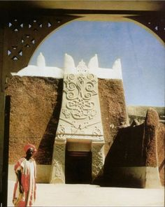 Oyo (Yoruba) and Hausa research for Concept Art | Art History 515