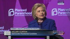 Voices for the Unborn: Hillary Clinton Praises Planned Parenthood Doc Caught Selling Aborted Babies' Heads  http://voicesunborn.blogspot.com/2016/06/hillary-clinton-praises-planned.html#.V128q_krLIU