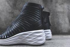 Nike WMNS Lunar Sandiator Sky Hi - Black / White