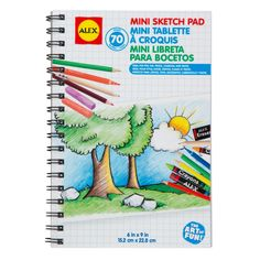 ALEX Toys Artist Studio Mini Sketch Pad