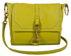Yellow-green Lucy Bag    Lucy Bag $175    If you are interested in purchasing this bag, or any other bag you see on this board, message me at info@madelinechadwick.com