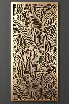 Decorative Metal Screen, Decorative Panels, Laser Cut Panels, Metal Panels, Jaali Design, Cnc Cutting Design, Feature Wall Design, Hotel Lobby Design, Room Partition Designs