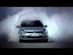 VW Golf 7 - Révélation