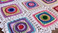 Textured Circles No. 19