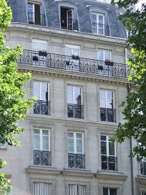 my french country home: the roofs of Paris and other things