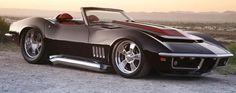 1969 Corvette Custom Convertible