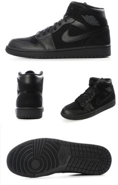 pretty nice 3d7b3 58eef Air Jordan 1 retro mid black. Gijsbert Hoogendijk · Nike · Nike Free  Flyknit 4.0 Nike Free Shoes ...