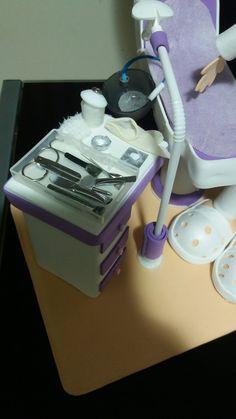 Acessórios dentista fofucha