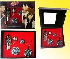 Katekyo Hitman Reborn Ring Set RERG7164