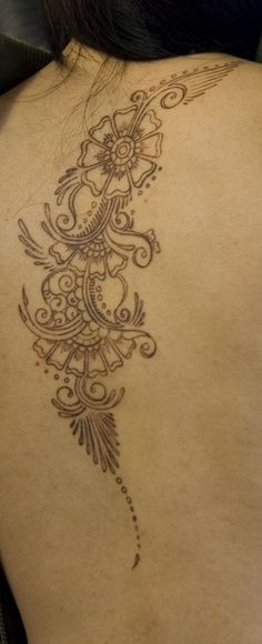 tattoo - henna style by ~xPiX3Lx on deviantART
