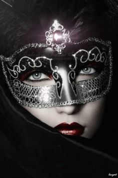 RUMA♥ZIHOZAYO #GIFS Леди в маске