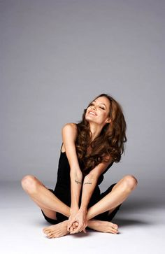 Daily Angelina Jolie!