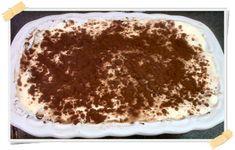 Dolci per la dieta Dukan: la ricetta del tiramisù
