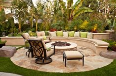 Firepit idea. My neighbor Jamie Christensen would luv for the Pomasl's to begin this project.