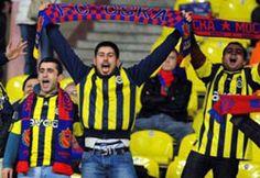 Fenerbahçe taraftarları bunu da yaptı!