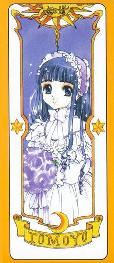 Daidōji Tomoyo   Card Captor Sakura #anime #bookmark