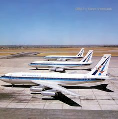 Boeings, A secure futue. Arrival of first Boeings