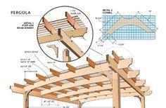 How to Build a Pergola > Handyman Club of America