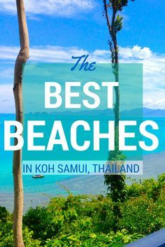 More than 1.5 million tourists visit Koh Samui each year to enjoy the kind of tropical coastline and beaches you find featured in ads.