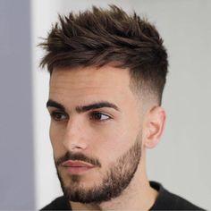 Short Hairstyles Men 15 Best Short Haircuts For Men  Pinterest  Popular Haircuts