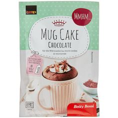 Betty Bossi Mug Cake au chocolat