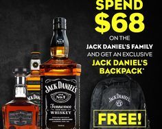 There is only one other instance when Jack Daniel's - the Master of Malt gets better - and that's when you get a free gift! Hurry - this June, our exclusive offer is running dry pretty fast! @Jack Daniel's Tennessee Whiskey @Whiskey