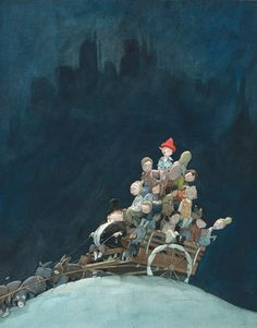 """""""Pinocchio"""" by Quentin Gréban"""