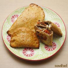 Empanada de Avena... van a amar esta receta! Y es que si estás en la onda saludable y quieres pasar estas Fiestas Patrias sin excederte taaanto, es ideal tener a mano algunas opciones para que no todo sea chancho.