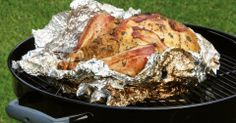 Kettle braai turkey with cashew nut stuffing recipe | Getaway Travel Blog - South Africa